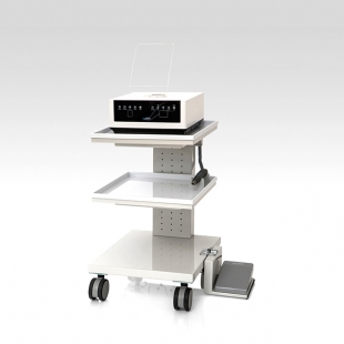 ic-M500 Mobile dental lab dust collector