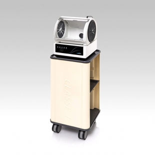 MC-200 Mobile dental lab dust collector