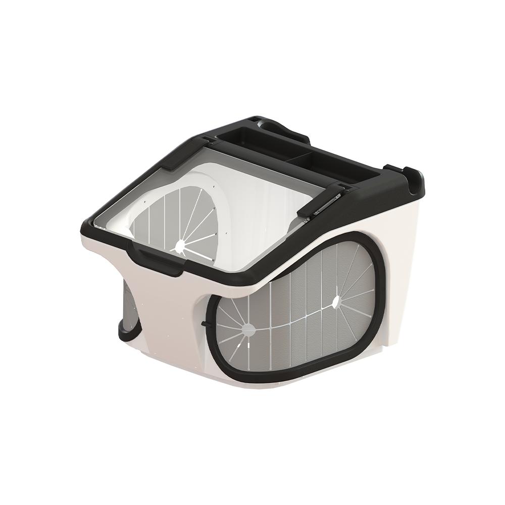 New Grinding Box_Grinding Box_dental LAB Grinding Box