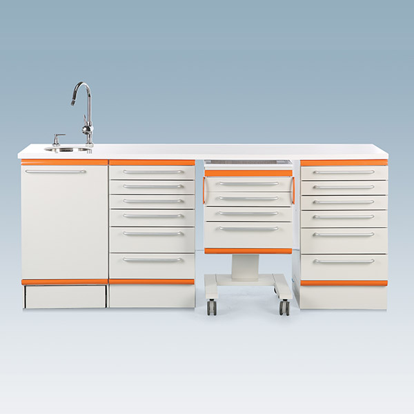 Dental equipment cabinet Korea