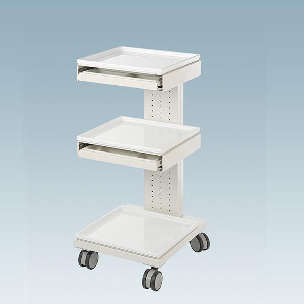 3 stage movable dental cabinet Korea