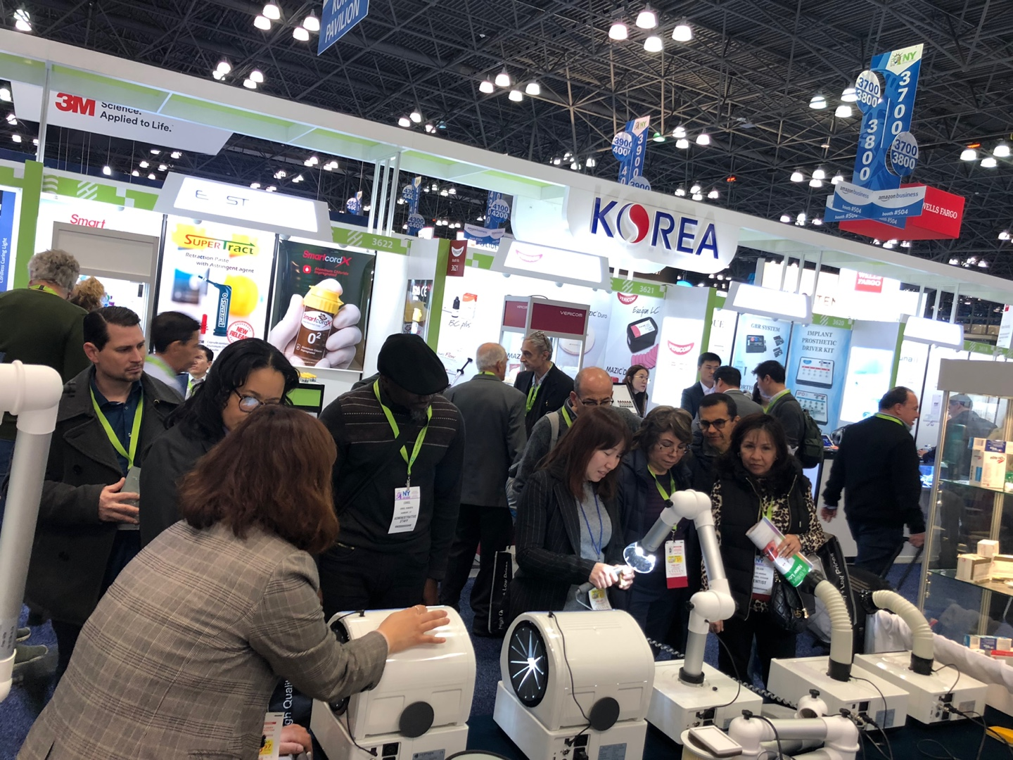 Dental Aerosol Suction Systems at GNYDM 2019