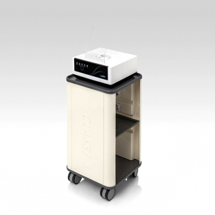 MC-M500 Mobile Cart & Protector for Dust Collector