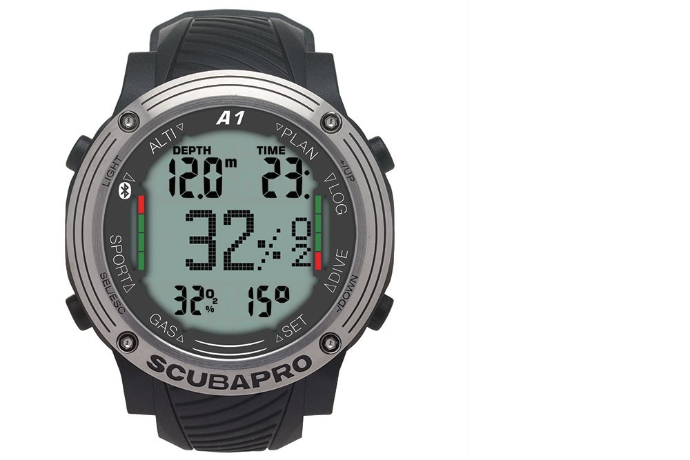 new scubapro aladin a1