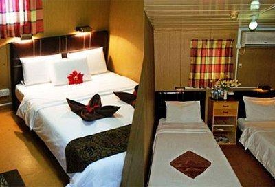 Seaventures Cabin