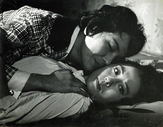 동성애자 주인공이 등장한 최초의 한국영화 '질투'(1960). [사진 한국영상자료원]