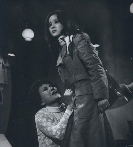 필름이 남아있는 영화 중 동성애 커플이 주인공인 최초의 영화 '금욕'. [사진 한국영상자료원]