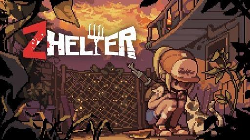画像(003)自由度の高さをウリにした2Dゾンビサバイバルゲーム「Zhelter」がクラウドファンディングを実施中