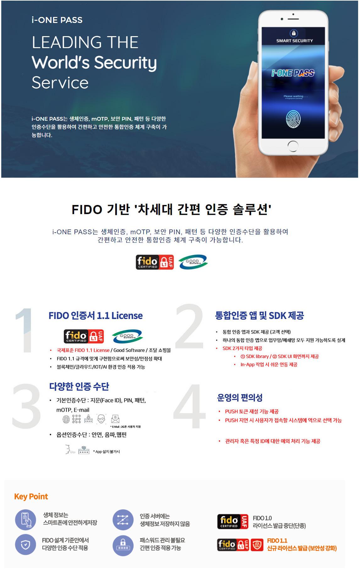 FIDO 인증 솔루션