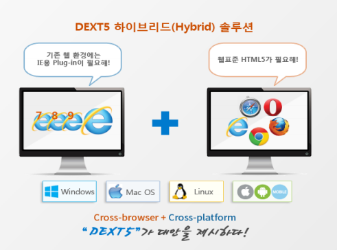 웹 에디터 DEXT5