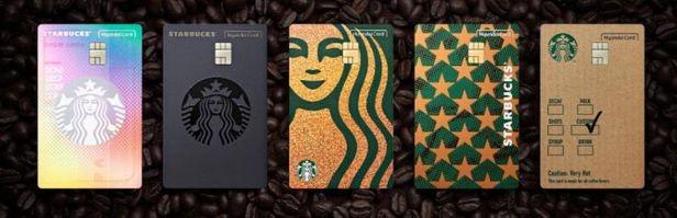 현대카드가 지난달 15일 출시한 '스타벅스 현대카드'/현대카드 제공