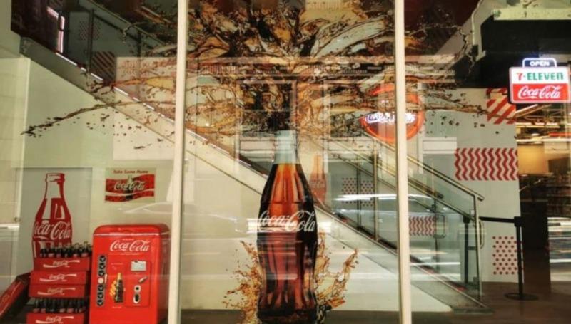 Coca-Cola, 7-Eleven