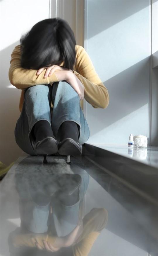 '코로나 블루' 탓에 우울증을 겪는 사람이 5%가 넘었다는 연구 결과가 나왔다. 게티이미지뱅크
