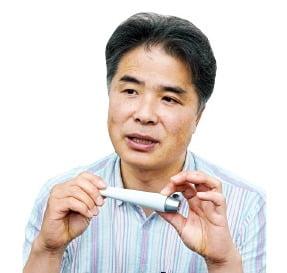 """""""집에서도 손쉽게 피부상태 진단…아토피 치료 돕겠다"""""""
