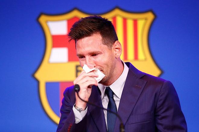 Tin mới nhất bóng đá sáng 10/10: Messi tiết lộ lý do rời Barcelona gia nhập PSG - 1
